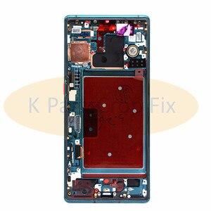 Image 3 - Pantalla LCD Original Super AMOLED para Huawei Mate 30 Pro, montaje de digitalizador con pantalla táctil, reparación para mate 30 pro LIO L09 L29 LCD