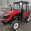 4WD 55hp çiftlik traktör için çalışma