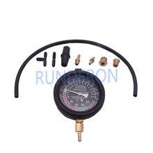 Herramienta de diagnóstico para reparación de coches con detección de presión negativa de colector de admisión de indicador de vacío de motor TU 1