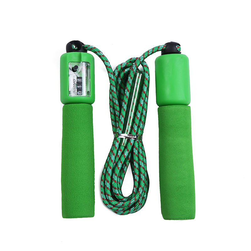 PVC Count Jump Rope Losing Weight Fat Burning Sports Jump Rope Students The Academic Test For The Junior High School Students On