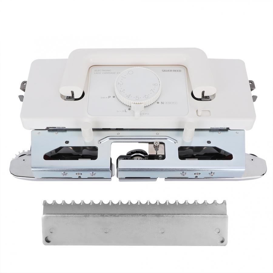 Вязальная машина кружевная каретка DIY Швейные аксессуары для SK580/SK840/SK560/LC580 игла ручная вязальная машина для поделок