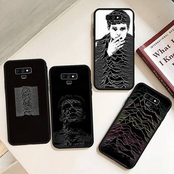 Joy Division Ian Curtis Phone Case For Samsung galaxy S 7 8 9 10 20 edge A 6 10 20 30 50 51 70 note 10 plus image
