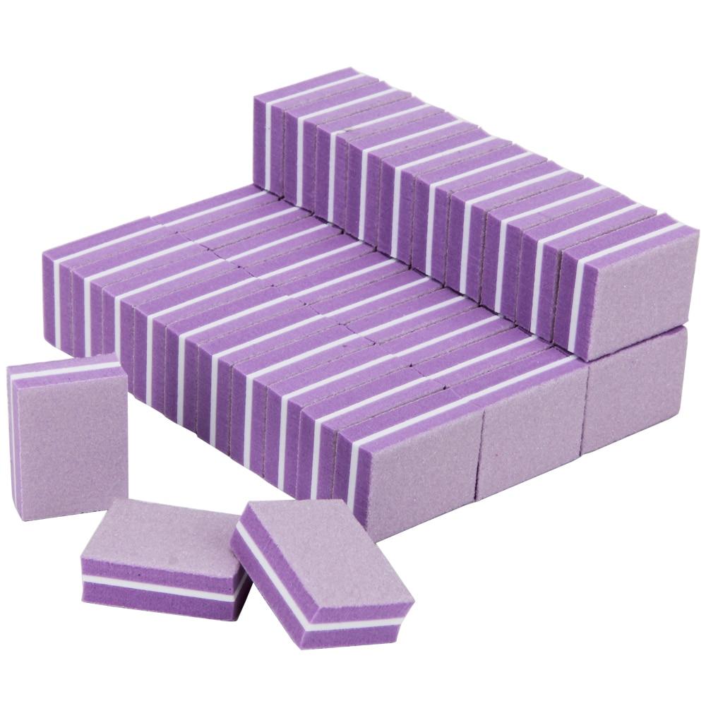 20 шт/лот профессиональная двухсторонняя квадратная губка для