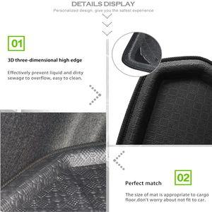Image 5 - UXCELL PE+EVA foam plastic Rear Car Trunk Boot Liner Cargo Mat Floor Tray Cover Pad for Lexus RX300 RX330 RX270 RX350 2004 2015