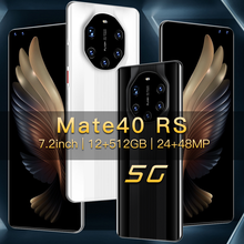 Huawei Mate40 RS küresel Smartphone 7.2