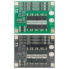 Original chip 3S 25A Li-Ion 18650 BMS PCM Batterie Schutz Bord Mit Balance Für li-ion Lipo Batterie Zelle Pack modul Neueste