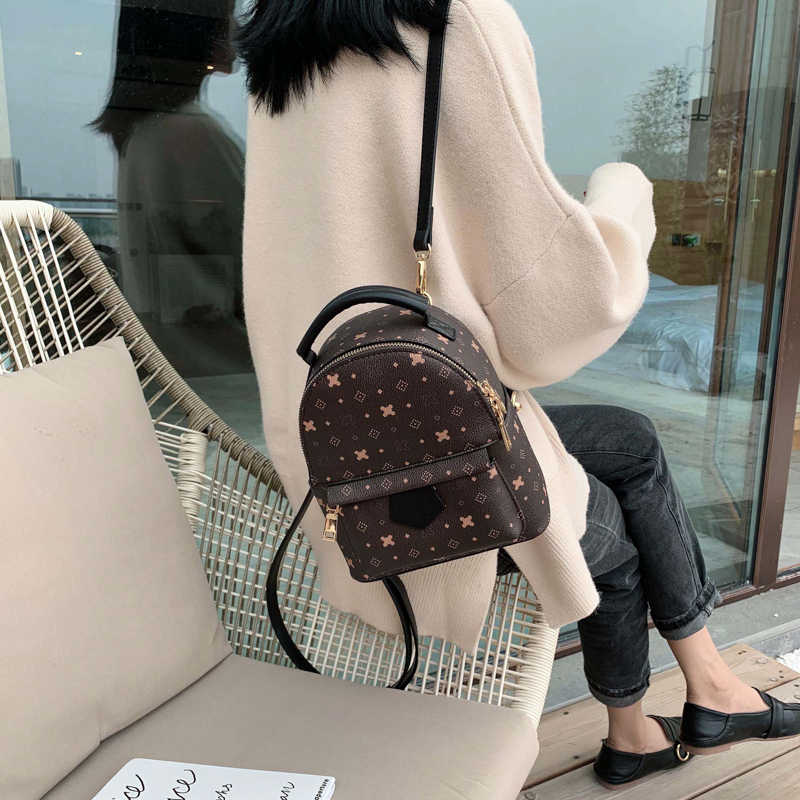 Women 2019  Backpack Mini BackPack Girls  School Backpacks Feminine Shoulder Bag Packbags