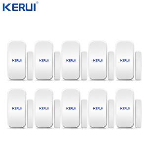 Kerui D025 Kerui Extra Home Wireless Door Window Detector Gap Sensor For Home Alarm System Touch Keypad