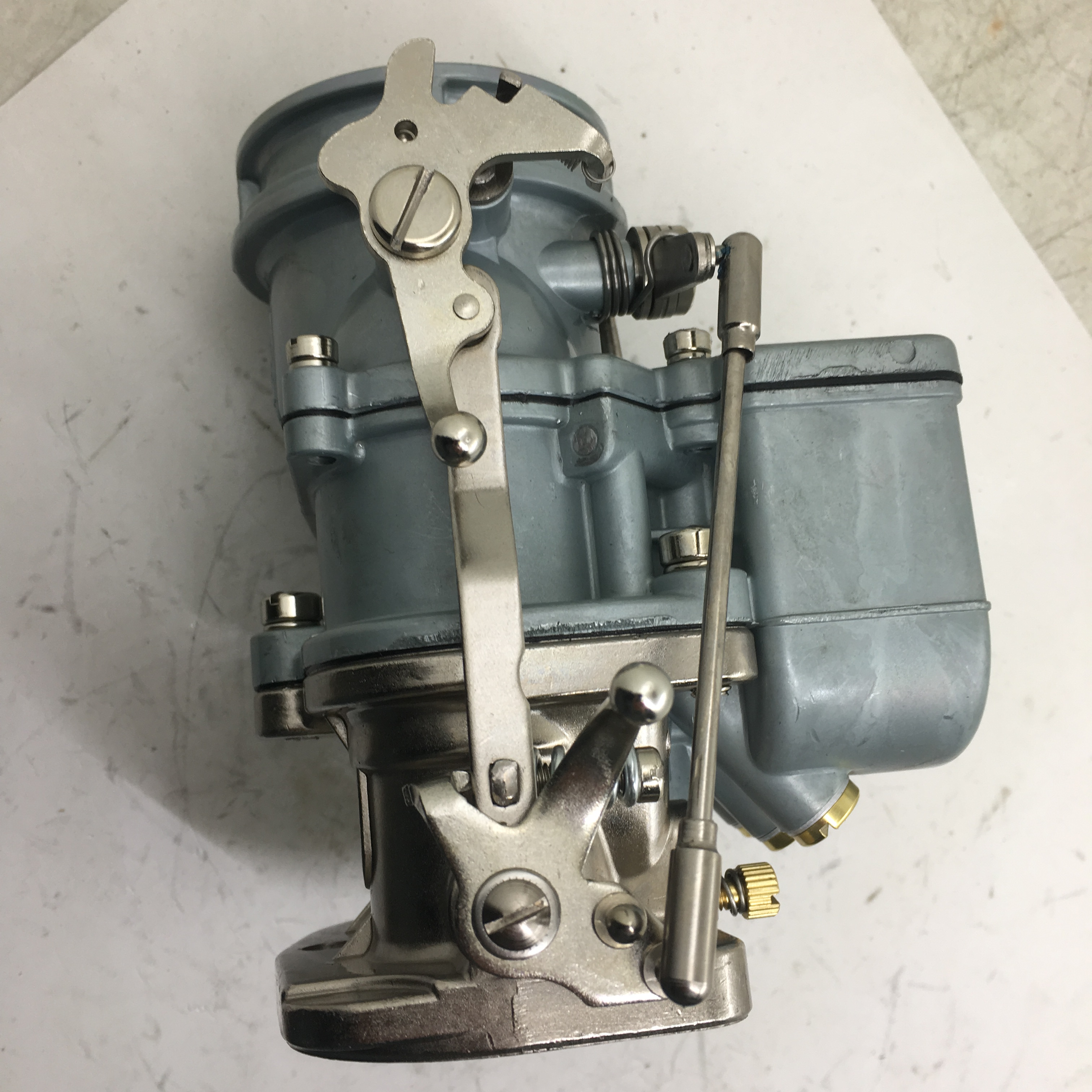 SherryBerg الساخن قضيب OEM المكربن لفورد فلاتيد Carb carburettor سوبر 97 الانتهاء الطبيعي 2-Bbl 97 استبدال سترومبرغ