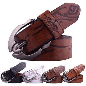 KANCOOLD leather belt men belt male PU leather belt strap luxury pin buckle Vintage belts for men Cummerbunds ceinture homme 10
