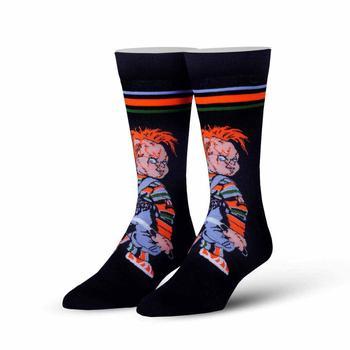 Cartoon Rabbit Sock Casual Hip Hop Creative Soft Comfortable Funny Novelty Skateboard socks Men Calcetines Hombre Divertido 45