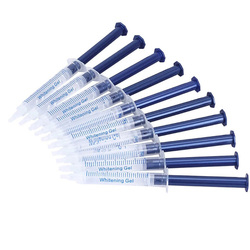 Teeth Whitening 44% Peroxide Dental Bleaching System Oral Gel Kit Tooth Whitener Gel White Teeth Gel 10pcs/6pcs/5pcs/3pcs