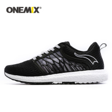 ONEMIX Unisex Running Shoes Breathable Mesh Men Athletic Shoes Super Light Outdoor Women Sports Shoes Walking Jogging Shoes