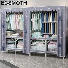 Armario Tela Szafa Kleiderschrank Garderobe Gabinete Mobili Per La Casa Furniture Closet Cabinet Mueble De Dormitorio Wardrobe