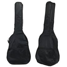 41 Inch Dustproof Waterproof Guitar Bag Storage Travel Padded Handheld Zipper Mesh Strap Accessories Protection Oxford Fabric ценообразование в строительстве краткий курс