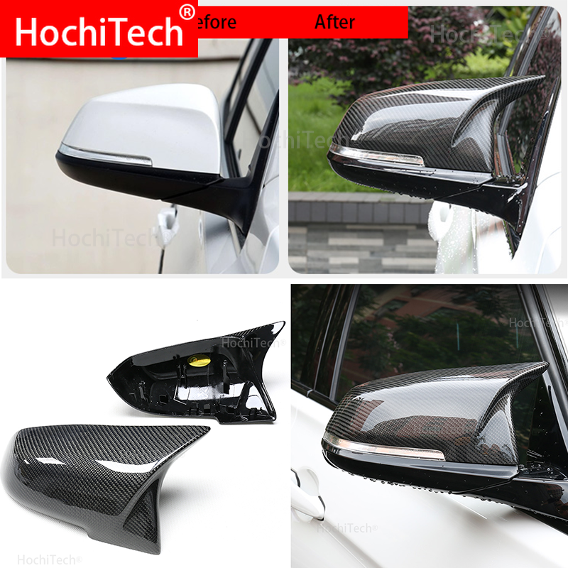 2014 BMW Coupe Carbon Fiber Mirror Covers F32 F33 420i 428i 435i Replacement