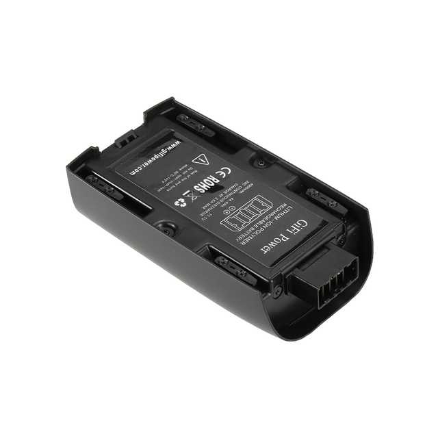 4000mAh 11.1V Rechargeable Lipo Battery for Parrot Bebop 2 Drone 5