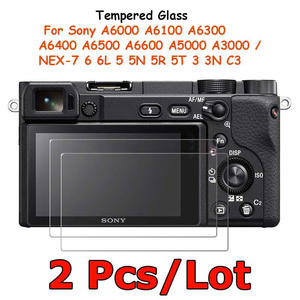 Screen-Protector Protective-Film A5000 NEX-7 A6100 Sony for Ilce-a6000/A6100/A6300/..