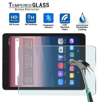 For Alcatel OneTouch Pixi 3 10 -Premium Tablet 9H Tempered Glass Screen Protector Film Protector Guard Cover liberty project tempered glass защитное стекло для alcatel onetouch idol 4s 6070k 0 33 мм