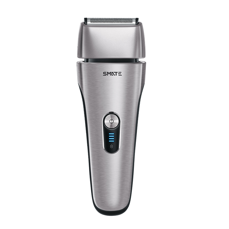YOUPIN Smate Original Fast-charging Shaver IPX7 Waterproof Reciprocating Electric Shaver Four Shaver Blade Men Barber Tool