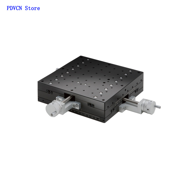 PT-SD100 Manual XY Platform XY Sliding Platform Optical Mobile Platform