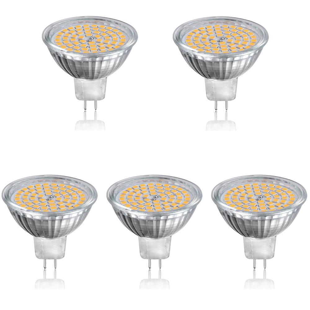 MR16 GU5.3 12 в светодиодный светильник 7 Вт MR16 Светодиодный светильник Би основа заколки Gx5.3 лампа 35 Вт Mr16 Галогенная замена потолочные лампы