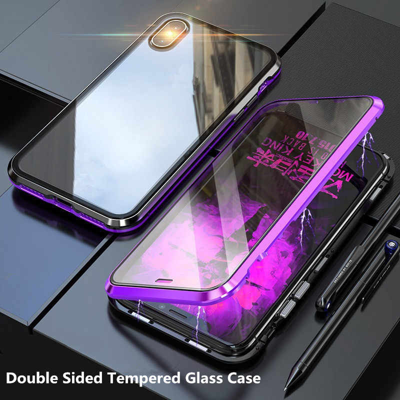 Funda iphone 6S Plus Doble Cara Full Transparente