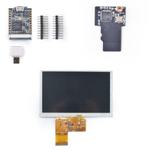 Kit Lichee Pi Nano WIFI Module 5 inch Display Crossover Core Board Development Board Multi system Linux