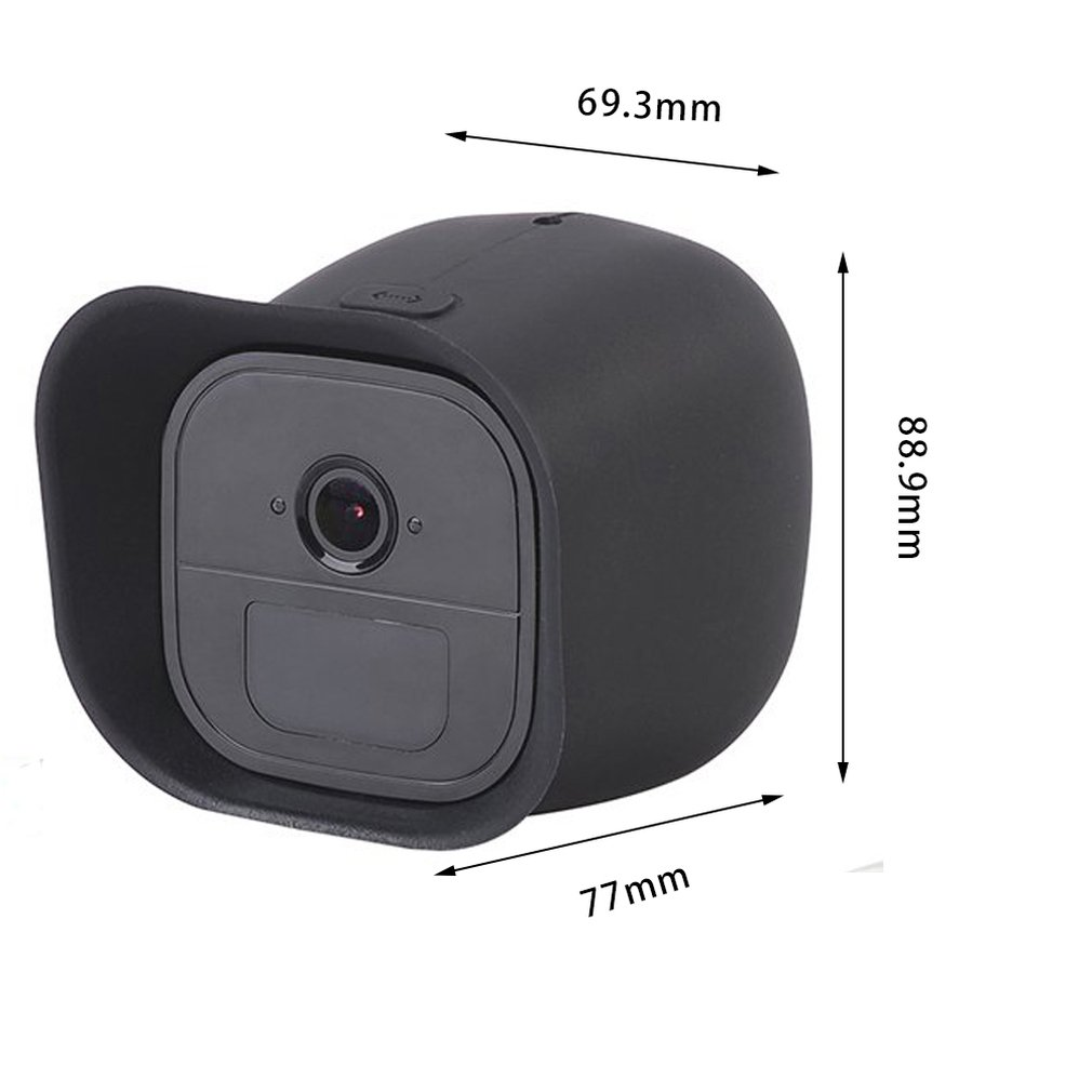 Skin Silicone Case Cover for Arlo Go Mobile HD Wireless Security Camera OS979