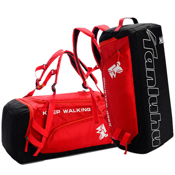 Sports Gym Bag Waterproof Sports Bags for Men Fitness Women Yoga Training Handbag with Shoe Compartment Outdoor Sport Bagpack fdbro sport mask outdoor men and women sports masks for good quality training sport fitness mask 2 0 eva package with box free