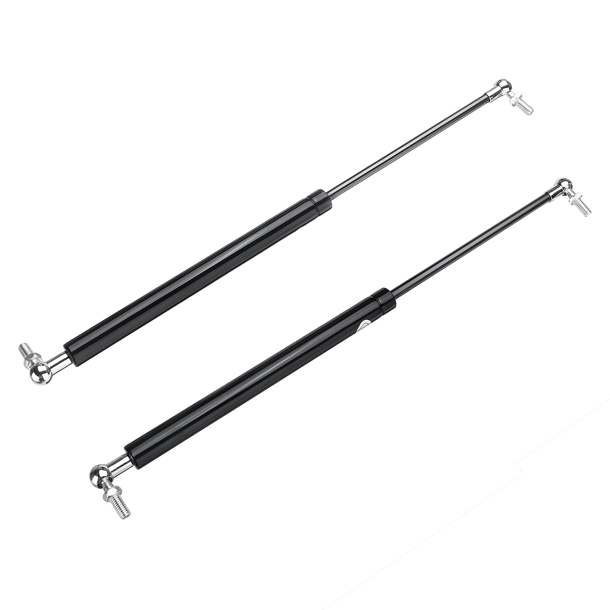 2pcs Gas Spring Support Struts 430mmx150N 8mm Shaft For RV Caravan Trailer Tent Toolbox New  Gas Struts