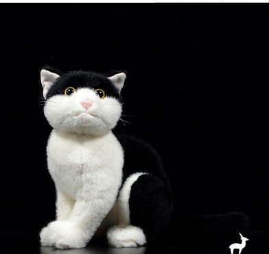 Купить новое поступление 23 см корова кошка мягкие плюшевые игрушки
