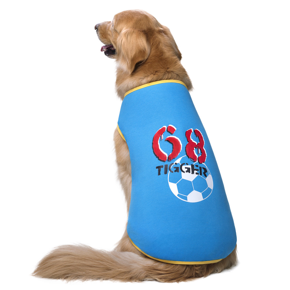 2020 Summer Dog Clothes Shirt For Dogs (5)