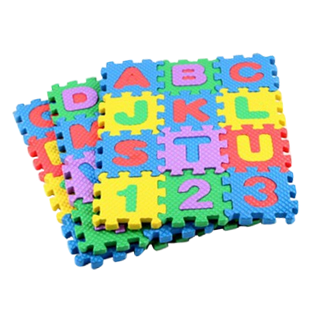 Baby Play Mat Playmat for Kids Toddlers Interlocking Tiles Crawling Play Rug for Kids Play Activity Gym Playroom