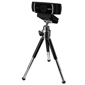 Image 3 - Logitech C922 Pro Webcam With Tripod 1080P 30FPS Built in Microphone
