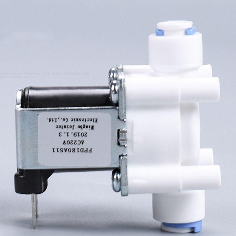 Dc12/24 в электрический электромагнитный клапан магнитный Вода Воздух входе потока стиральная машина A5YD