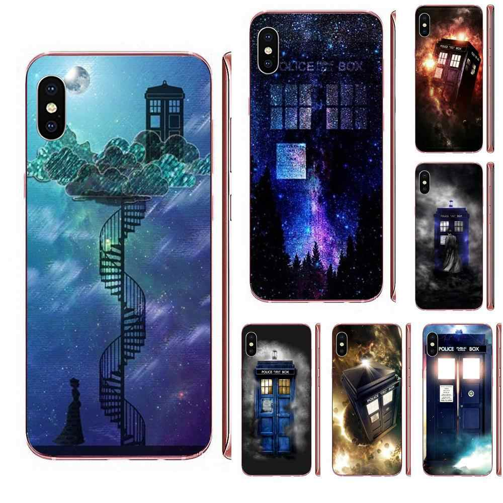 For Xiaomi Redmi Note 9 Pro Max 9s Mi9 Mi10 Lite Pro K30 K20 Pro 5g Redmi 7 8a Soft Tpu Wholesale Doctor Who Police Box Call Box Phone Case Covers Aliexpress