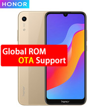 Honor 8A Smartphone 2GB/3GB RAM 32GB/64GB ROM Android 9.0 Octa-core Face ID 6.09'' Fullview 1560X720 4G LTE Ce ll Phone(China)