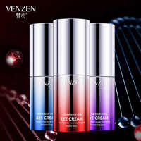 Venzen Six Peptide Eyes Creams Increase Bright Repair Anti Aging Wrinkle Remove Dark Circles Whitening Eye Cream Skin Care