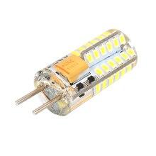 Профессиональная GY6.35 светоизлучающая Диодная лампочка AC/DC12V 2W 350lm 48-3014SMD галогенная лампочка-кукуруза Хрустальная люстра