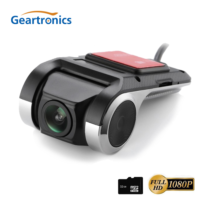 <font><b>Car</b></font> <font><b>DVR</b></font> Camera Android <font><b>USB</b></font> 1080P HD Dash <font><b>Cam</b></font> <font><b>Car</b></font> Digital Video Recorder Camcorder Hidden Night Vision 170° Wide Angle Registrar image