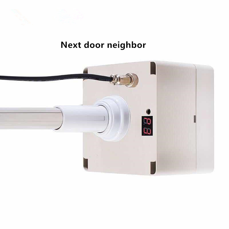 Strike Back Neighbor Upstairs Noise Machine Noise Deadener/Sound Eliminator/Silencer/Muffler NOISE  Reduce/decrease/cut Down