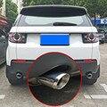 Наконечники выхлопной трубы из нержавеющей стали для автомобиля Land Rover Discovery Sport 2015  только для стайлинга
