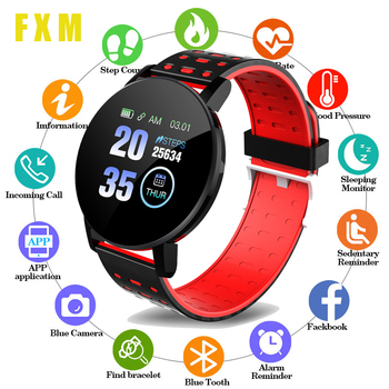 bounabay blood pressure smart bracelet watch for women watches ladies clock bluetooth waterproof android ios woman touch screen Fashion electronic clock Bluetooth Smart Watch Men Blood Pressure Smartwatch Women Sport Tracker waterproof For Android Ios