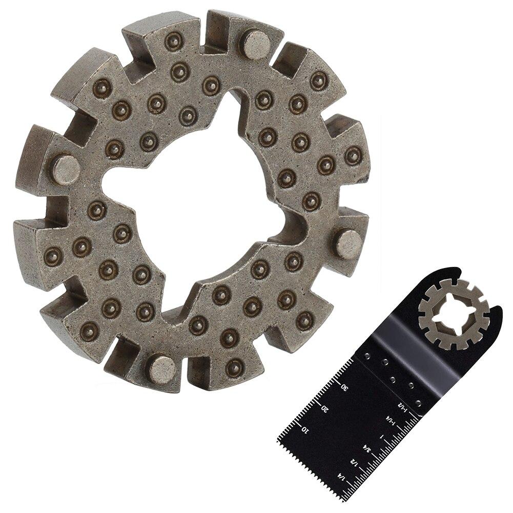 Универсальные колебательные лезвия для пилы, адаптер с колебательным хвостовиком для многомастерских столярных электроинструментов Полотна для пил      АлиЭкспресс