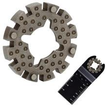 Universal oscilante lâminas de serra adaptador oscilante haste adaptador para ferramentas elétricas carpintaria multimaster