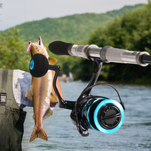 Power 10+1BB Spinning Fishing Reel 1000-5000 Series Saltwater Freshwater Metal Carp Fishing Reel dmk fishing reels spinning reel 8 1bb 5 2 1 all metal freshwater saltwater power fishing reel with cover bag fishing
