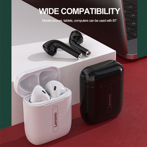 Image 5 - Lenovo X9 Bluetooth 5.0 True Wireless Headphones TWS Earbuds Touch Control Sport Headset Sweatproof In ear Earphones with Mic