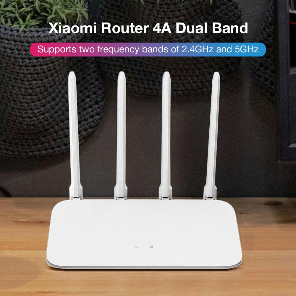 Xiaomi Wifi Repeater Network-Extender Dual-Band 4-Antenna 5ghz AC1200 High-Gain Home