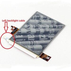 ЖК-дисплей Latumab ED060XC3(LF), экран 6 дюймов, для чтения электронных книг, сенсорный экран + Подсветка (левый кабель задней подсветки)